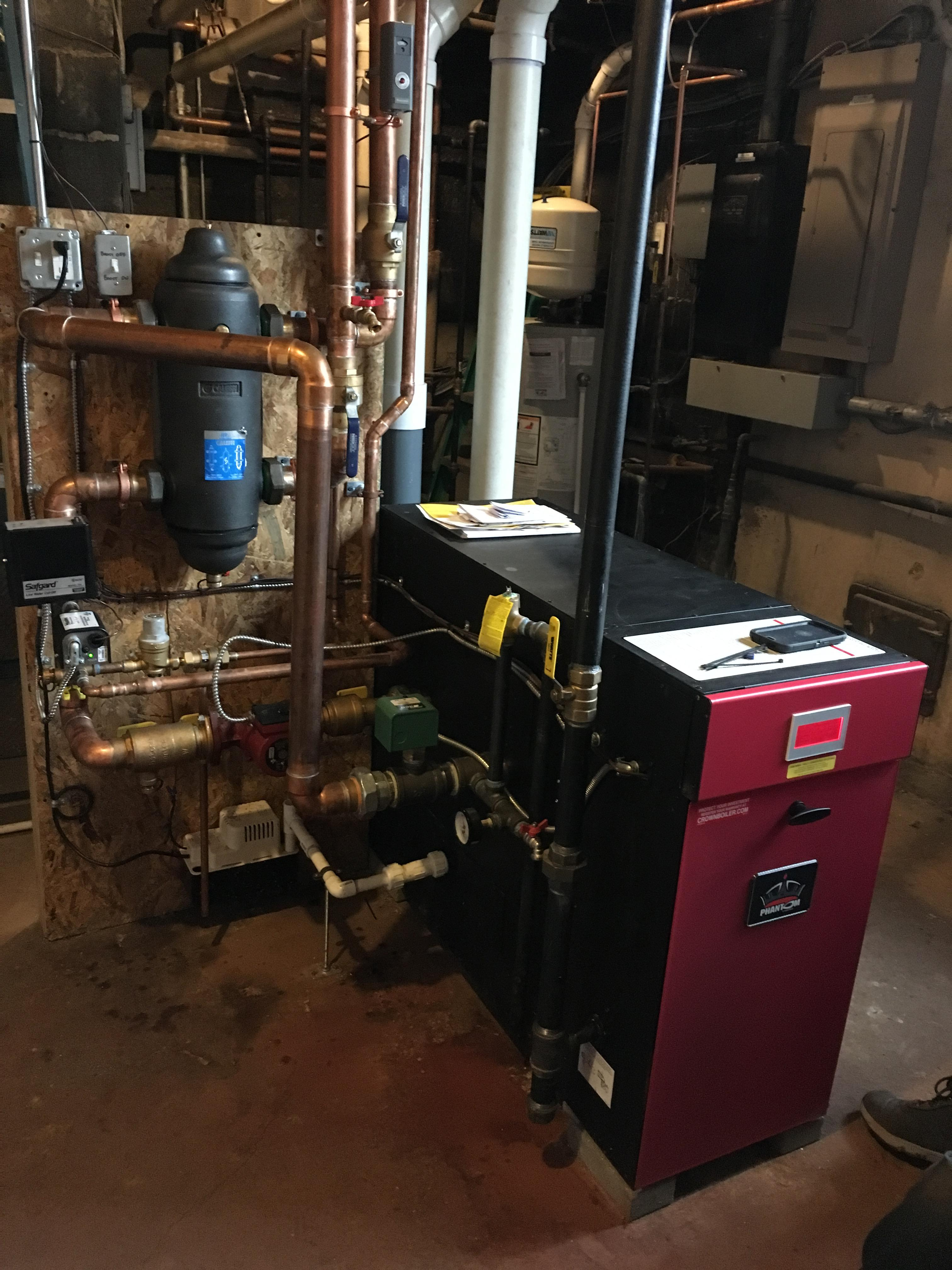 Oil To Gas Conversion In Boiling Springs Pa Church Nearburg Pa