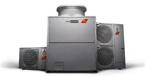 Ductless with hyper-heat
