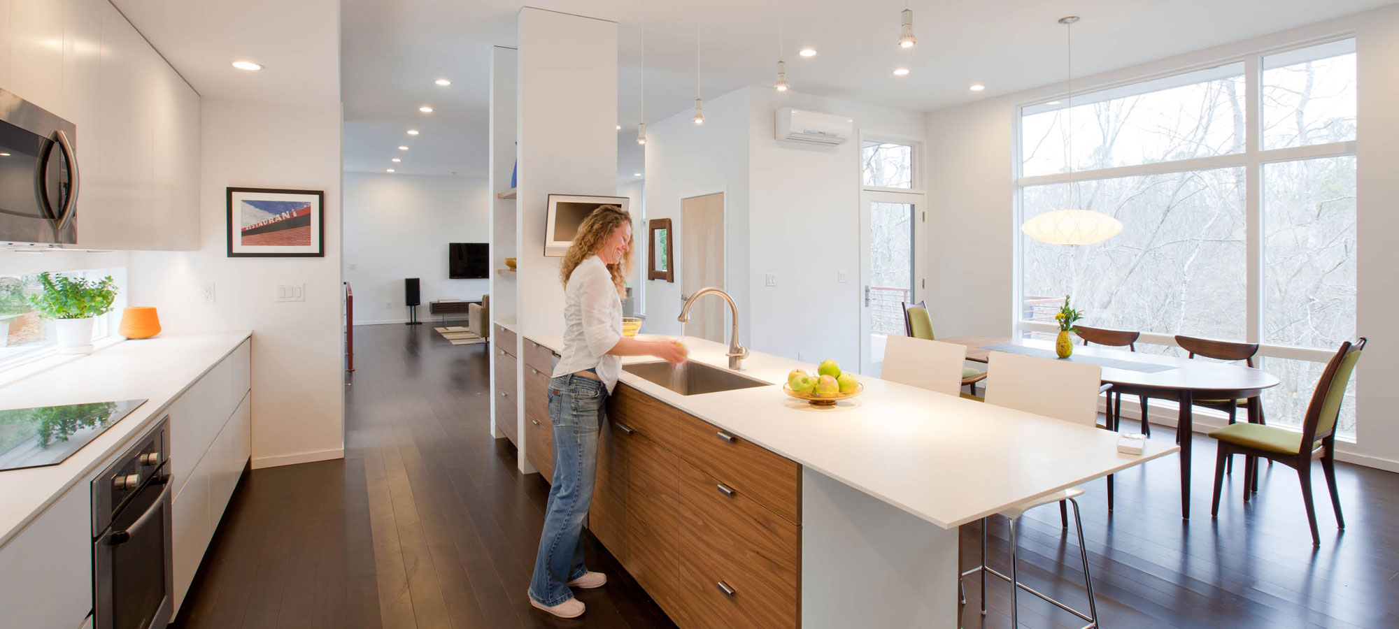 Mitsubishi ductless heating and cooling