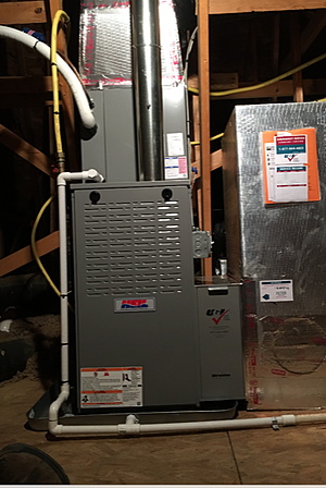 A New Two-Stage Furnace in Easton PA
